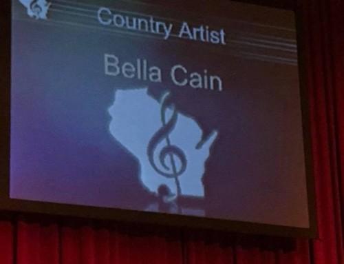 Bella Cain Takes Home a WAMI