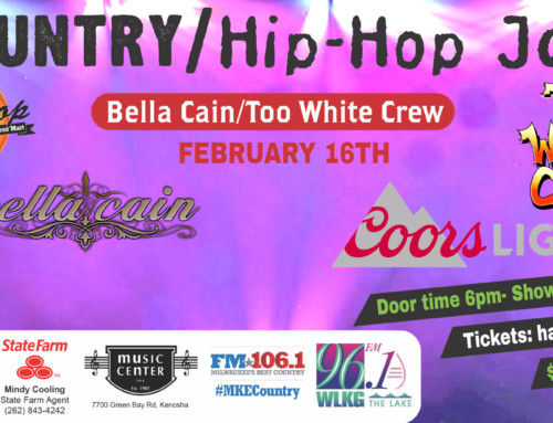 Country/Hip-Hop Jam With Too White Crew